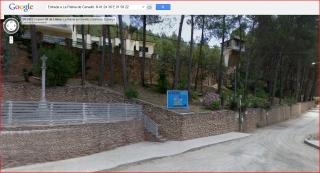 La Palma de Cervelló - Camí de les Roquetes o carrer Ull de Llebre - Creu de terme.