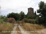Capella de Sant Joan Samora – Sant Llorenç d'Hortons