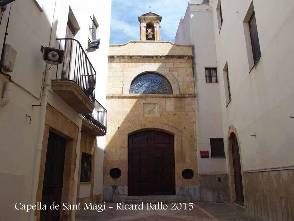 Capella de Sant Magí – Tarragona