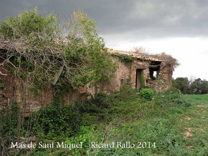 Mas de Sant Miquel - Santa Maria d'Oló