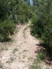 Camí a la Capella de Sant Nazari de la Garriga – Oristà