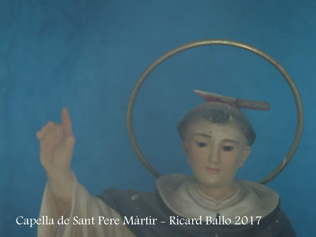Capella de Sant Pere Màrtir – Sant Julià del Llor i Bonmatí