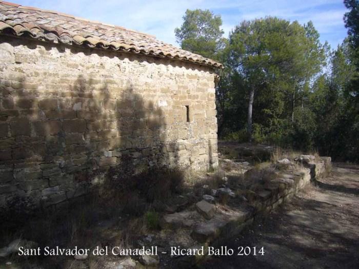 Capella de Sant Salvador del Canadell – Calders