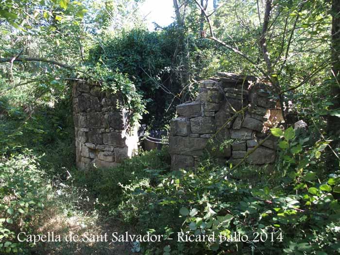 Capella de Sant Salvador-Jorba