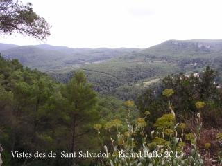 Capella de Sant Salvador – Pontons