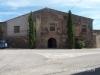 Can Teio, un mas del segle XVIII, situat al costat de la Capella de Sant Sebastià - Garriguella