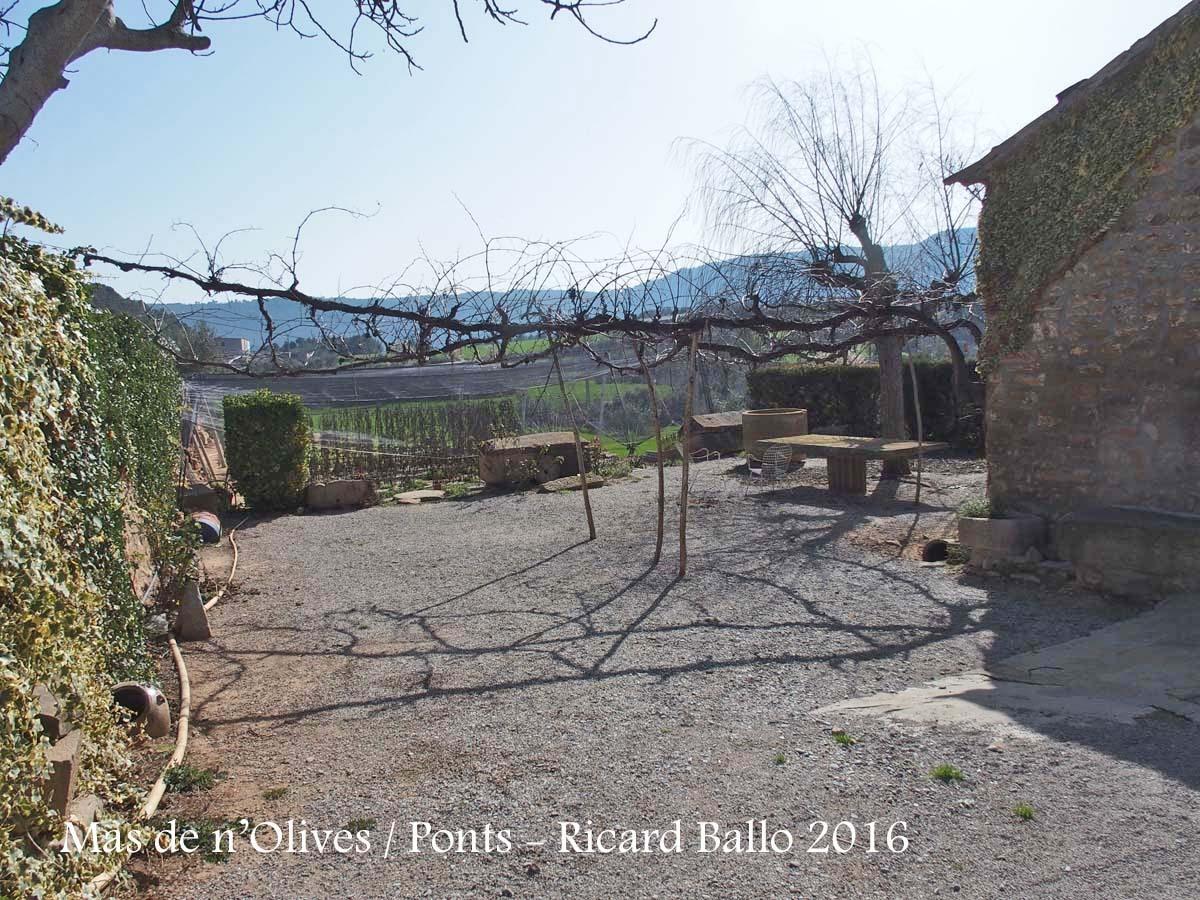 Capella de Santa Cecília de Torreblanca – Ponts - Mas de n'Olives