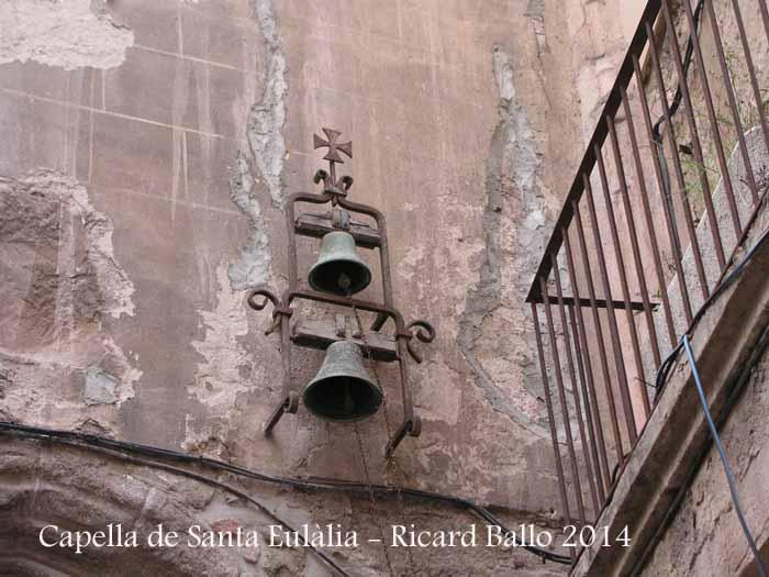 Capella de Santa Eulàlia - Cardona