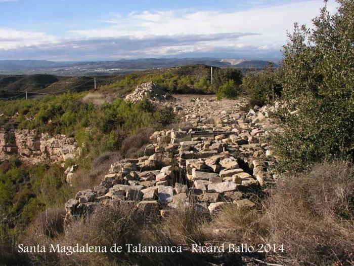 Capella de Santa Magdalena de Talamanca
