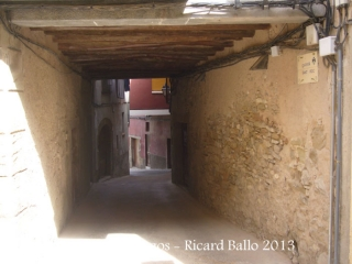 Capella de Santa Magdalena del Soler – Calonge de Segarra - Un racó de Castellfollit de Riubregós