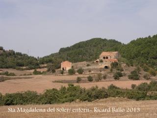 Capella de Santa Magdalena del Soler – Calonge de Segarra