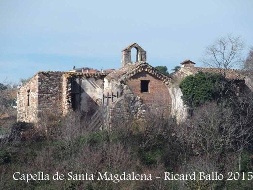 Capella de Santa Magdalena – Palau-solità i Plegamans