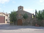 Capella de Santa Magdalena – Sanaüja