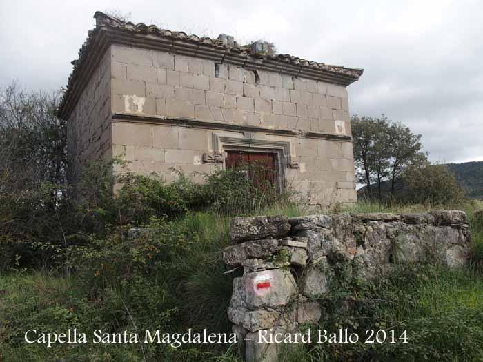 Capella de Santa Magdalena – Santa Maria de Merlès