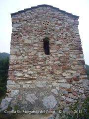 Capella de Santa Margarida del Cairat - Esparreguera - Absis.