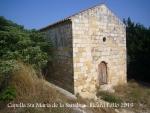 Capella de Santa Maria de la Sanabra