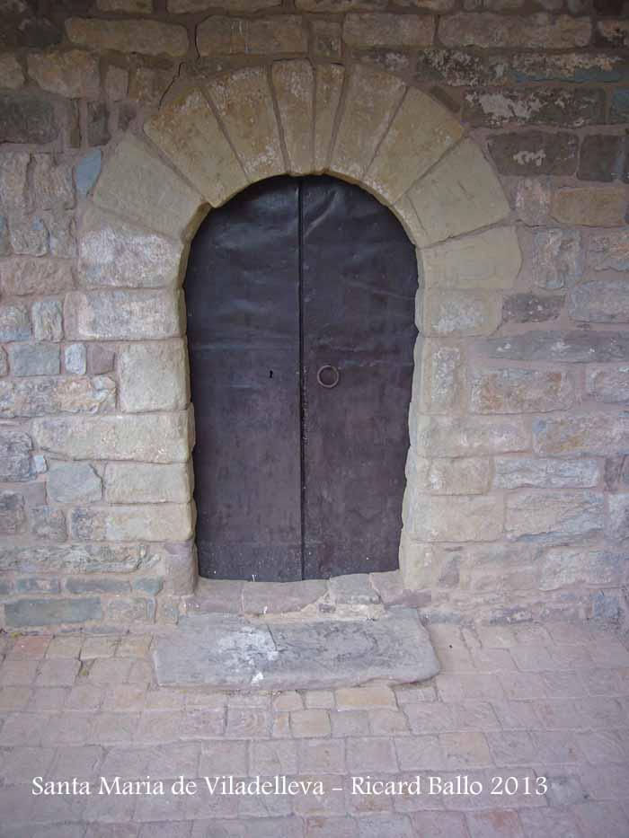 Capella de Santa Maria de Viladelleva – Callús