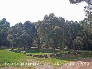 Voltants de la Capella de Santa Maria del Grau – Fonollosa