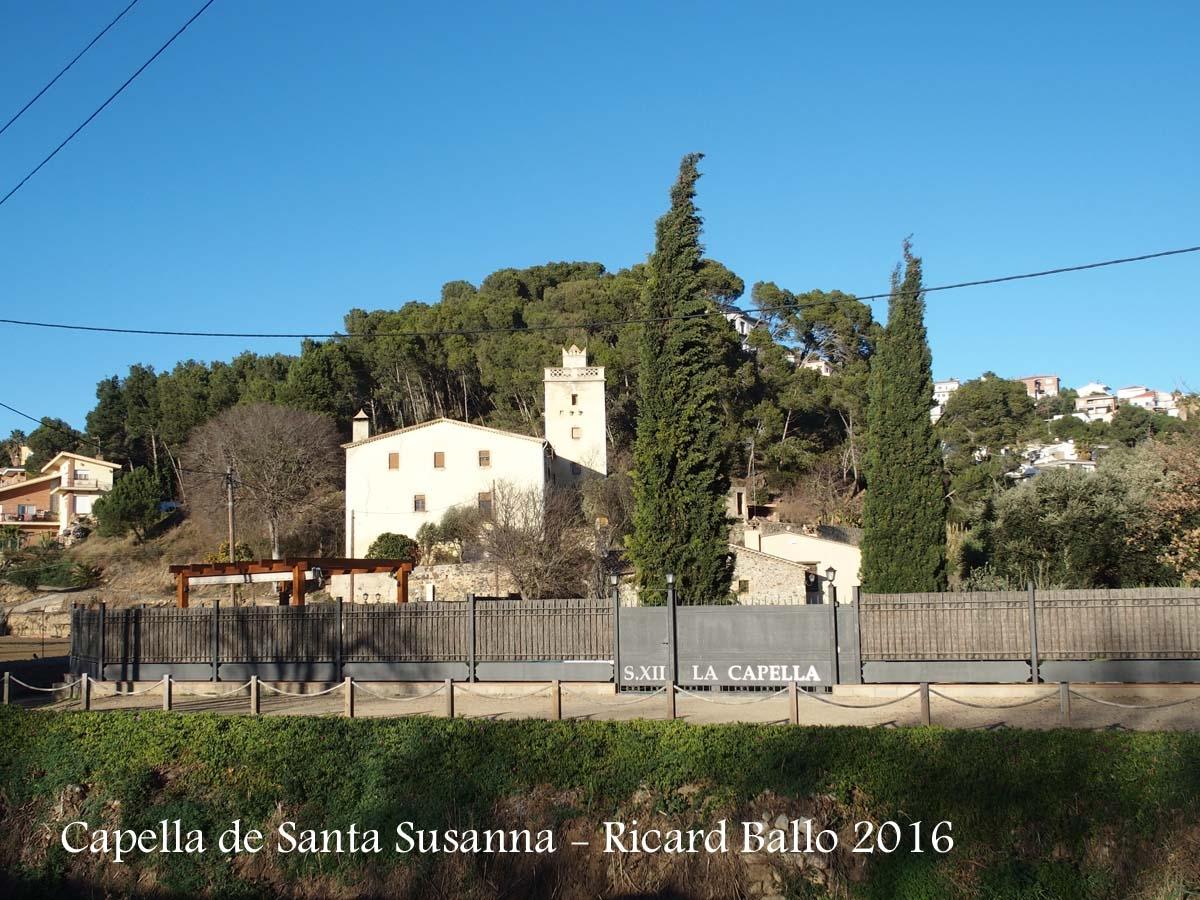 Capella de Santa Susanna – Santa Susanna