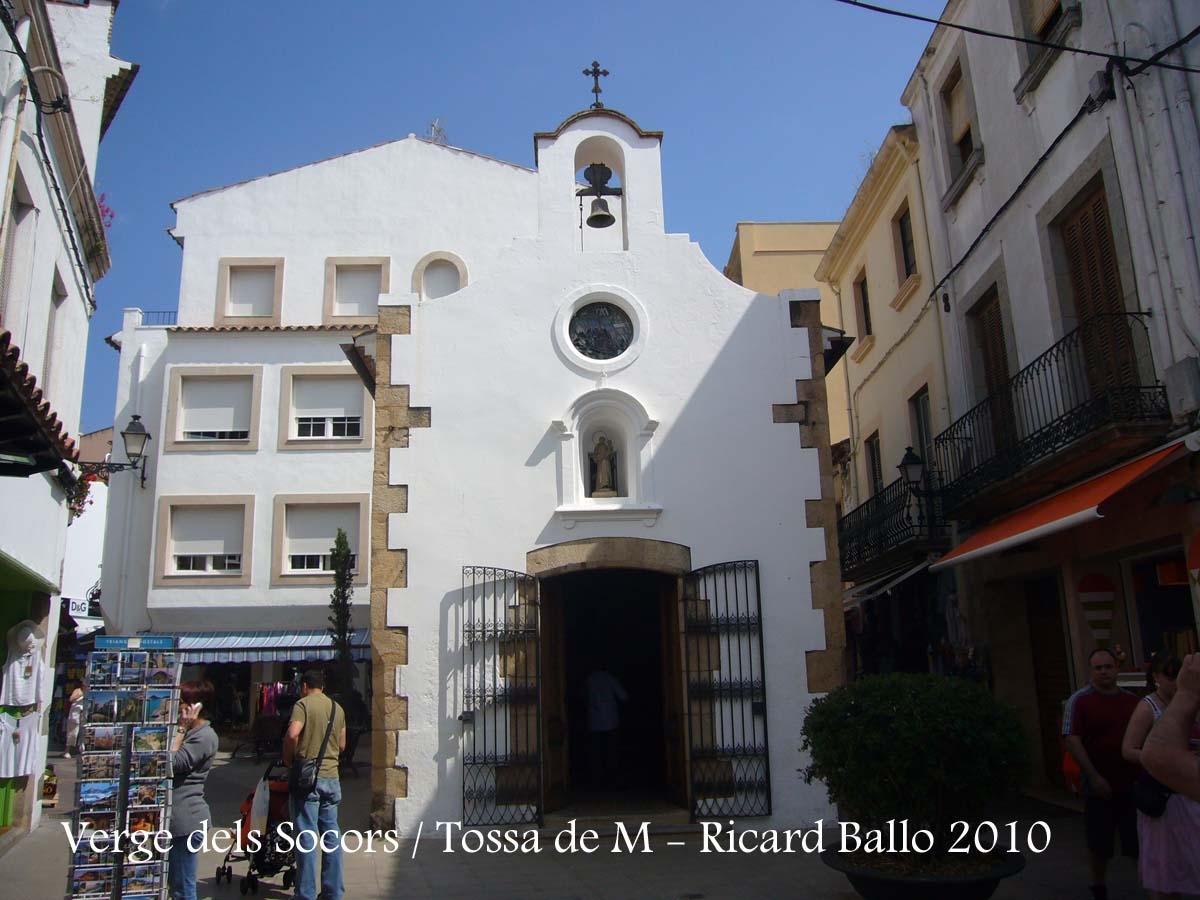Capella dels Socors – Tossa de Mar