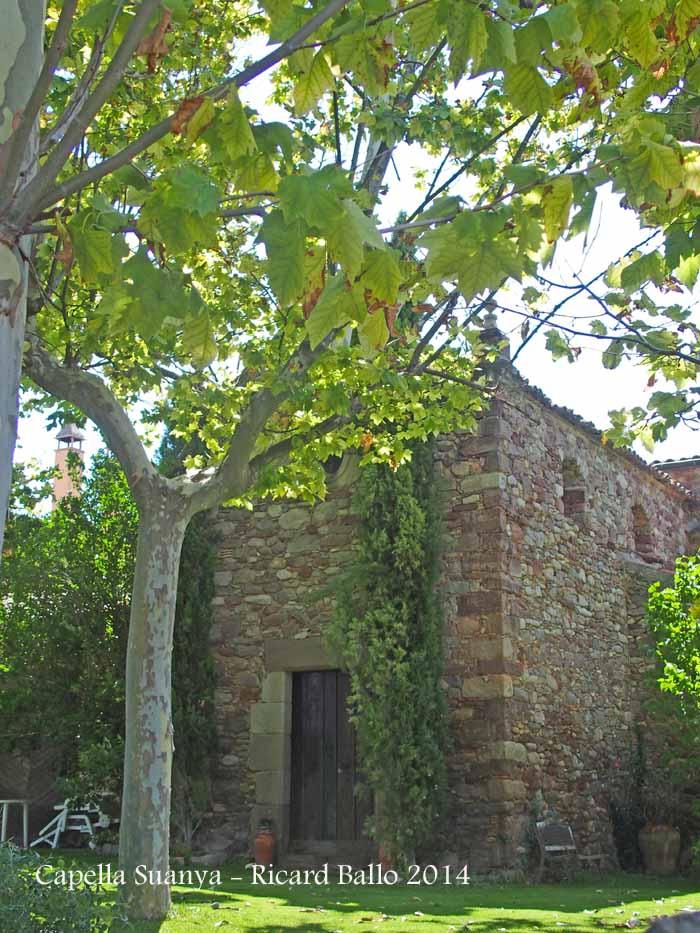 Capella Suanya – Manresa
