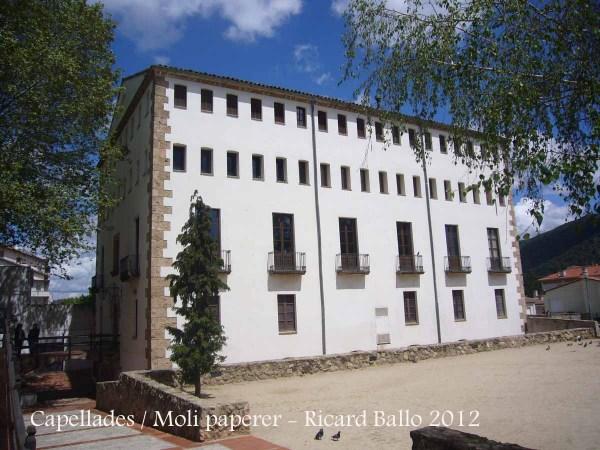 Capellades - Molí Paperer