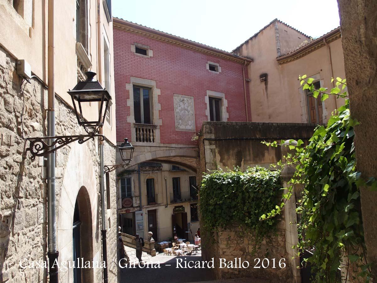 Casa Agullana – Girona - L'altra façana