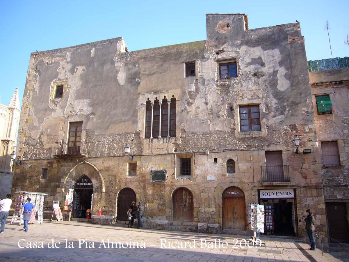 Casa de la Pia Almoina – Tarragona