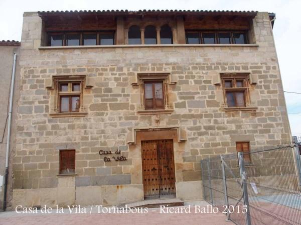 Casa de la Vila – Tornabous