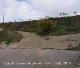 Camí a la Casa de Santa Anna de Merola – Pineda de Mar