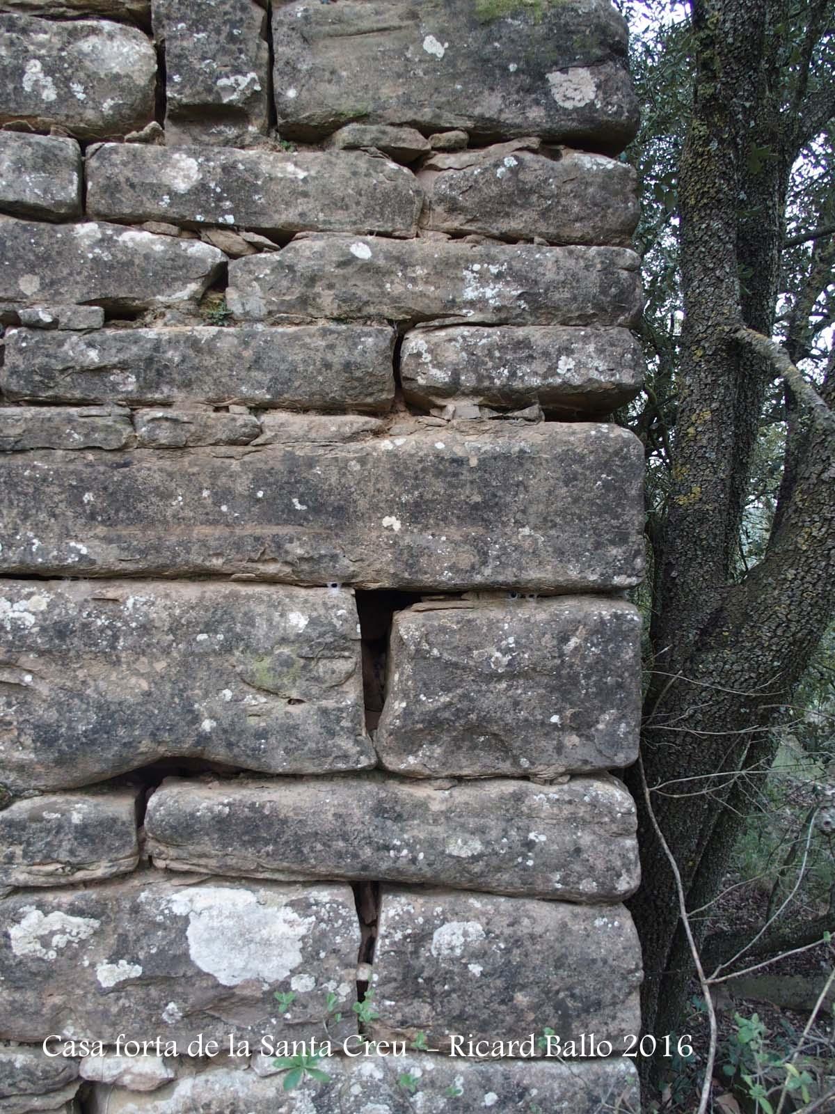Casa Forta de la Santa Creu – Artesa de Segre