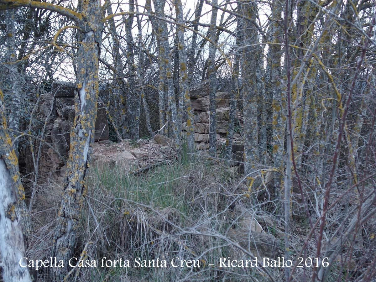 Capella de la Casa Forta de la Santa Creu – Artesa de Segre