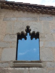 Casa Gòtica – Argentona