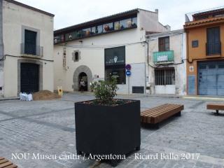 Argentona-. Nou museu del càntir