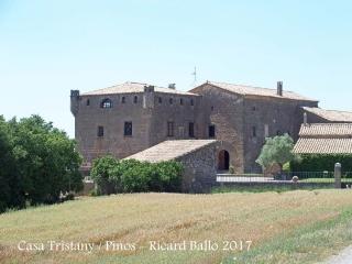 Casa Tristany - Pinós