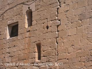 Castell d'Alcanó