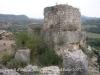 Castell d'Alós de Balaguer - Vista d'una altra edificació, situada a uns 100/150 metres de la principal.
