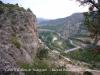 Vistes des del Castell d'Alós de Balaguer.