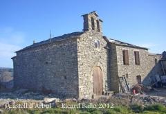 Església de la mare de Déu d'Arbul