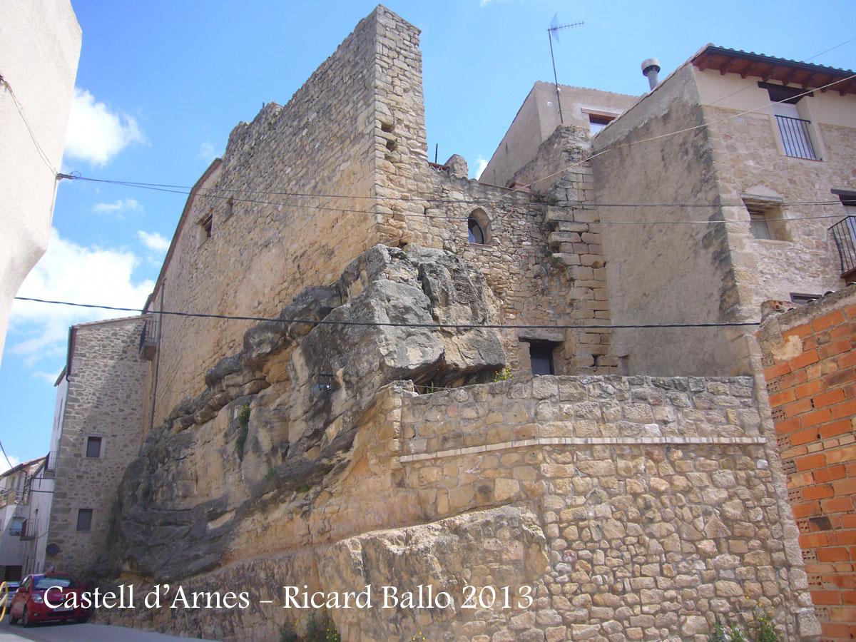 Castell d'Arnes