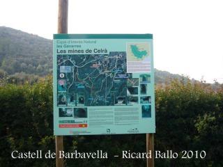 Castell de Barbavella.