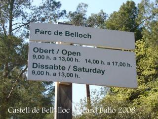 Castell de Bell-Lloc