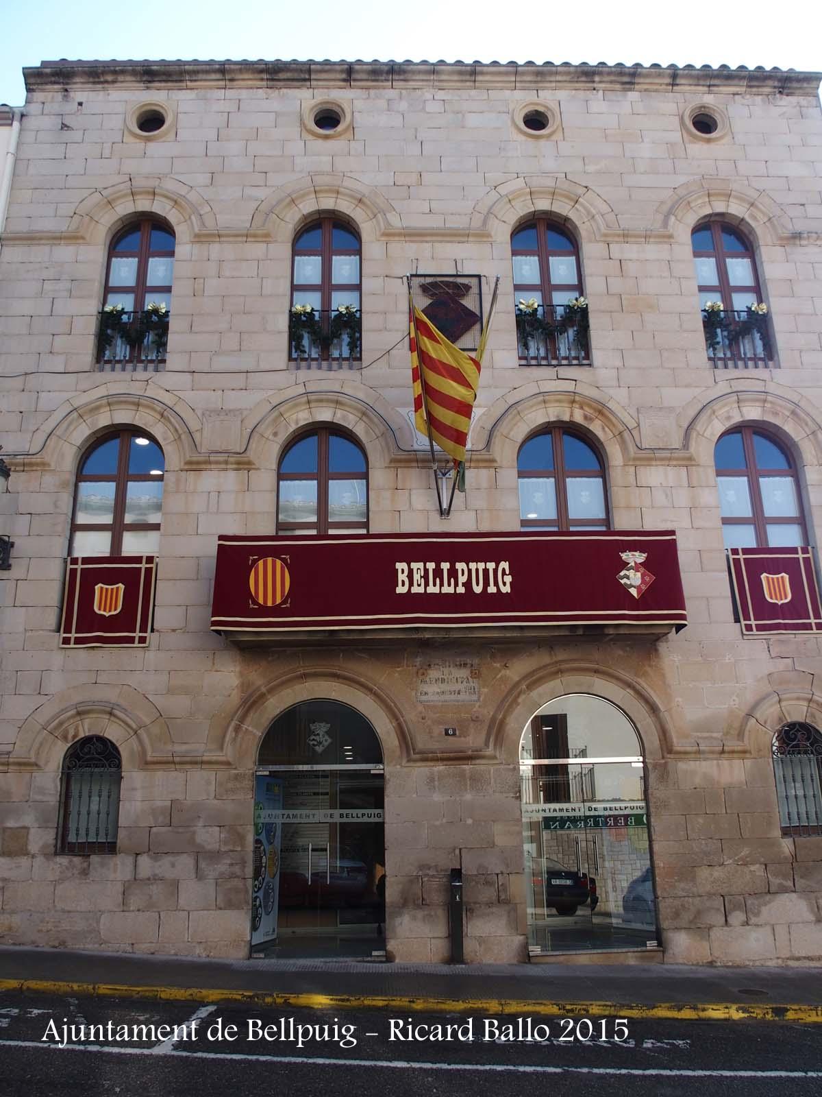 Ajuntament de Bellpuig