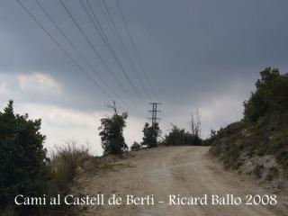 Camí al Castell de Berti
