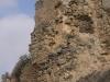Castell de Biosca - restes d\'una torre quadrada.