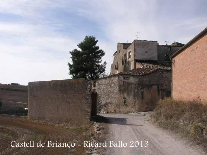 Castell de Briançó – Rivera d'Ondara