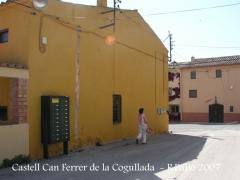 Can Ferrer de la Cogullada.