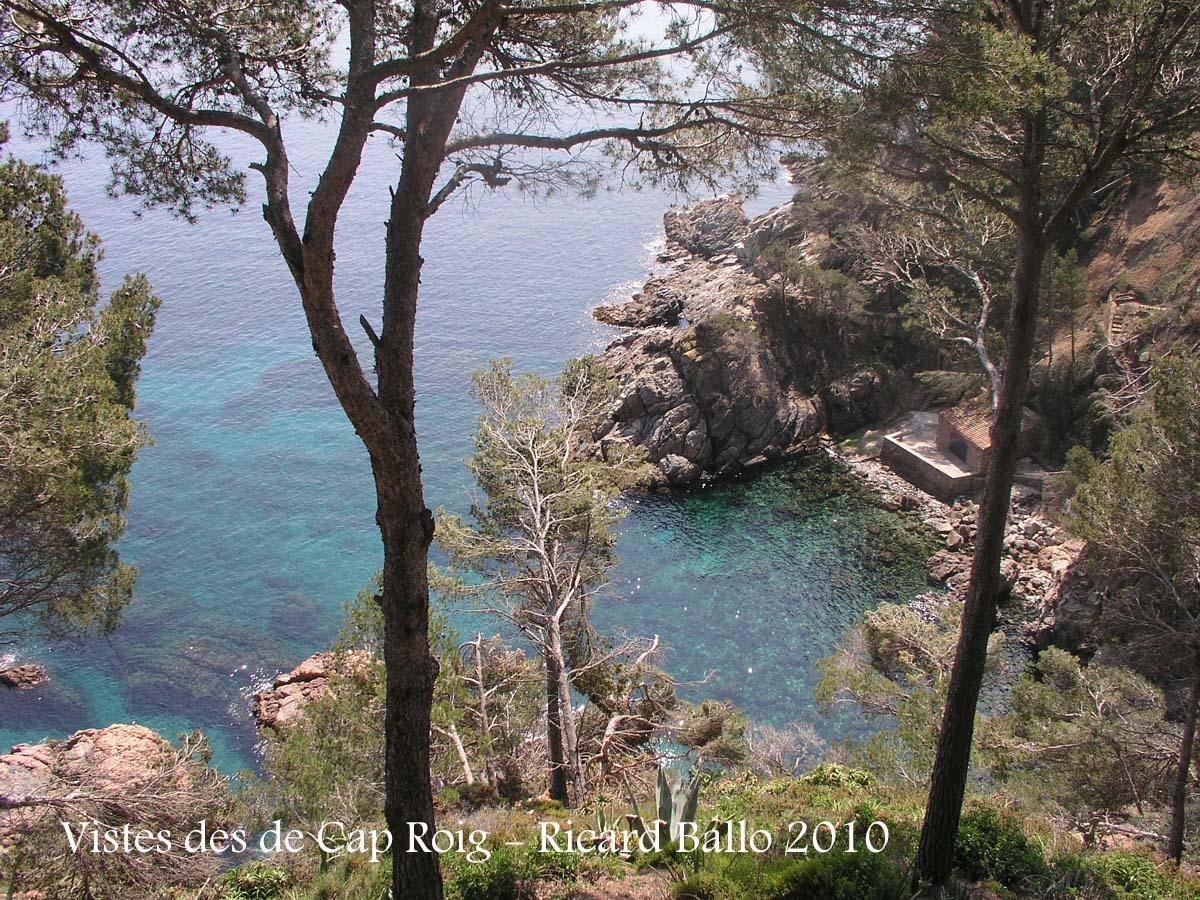 Vistes des del Castell de Cap Roig - Palafrugell