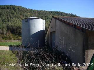 Castell de Castellcir - Camí.