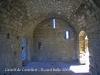 Castell de Castellcir, també conegut com a Castell de La Popa. Entrada a l'edificació.